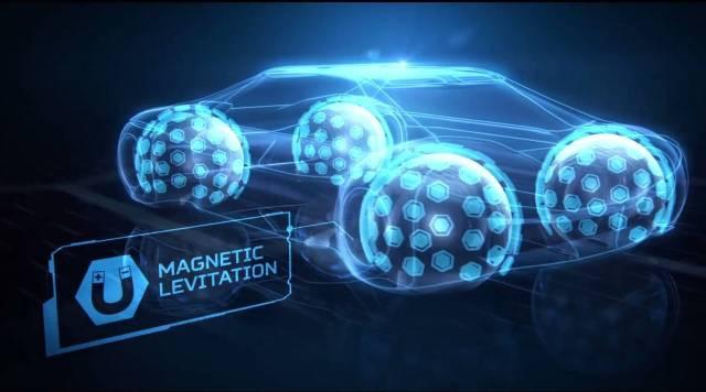 固特异Eagle-360球形概念胎入选《时代》周刊年度最佳发明