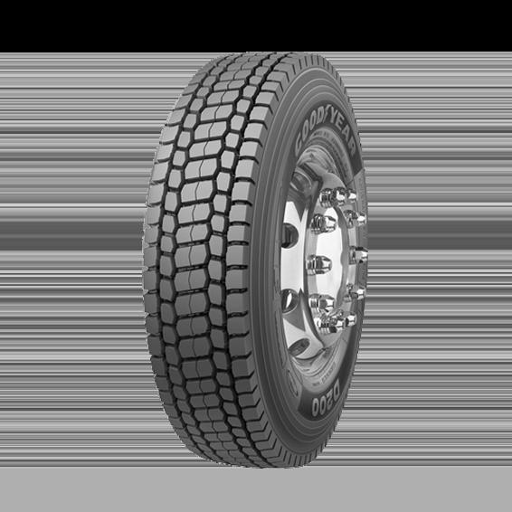 D200 *有内胎轮胎