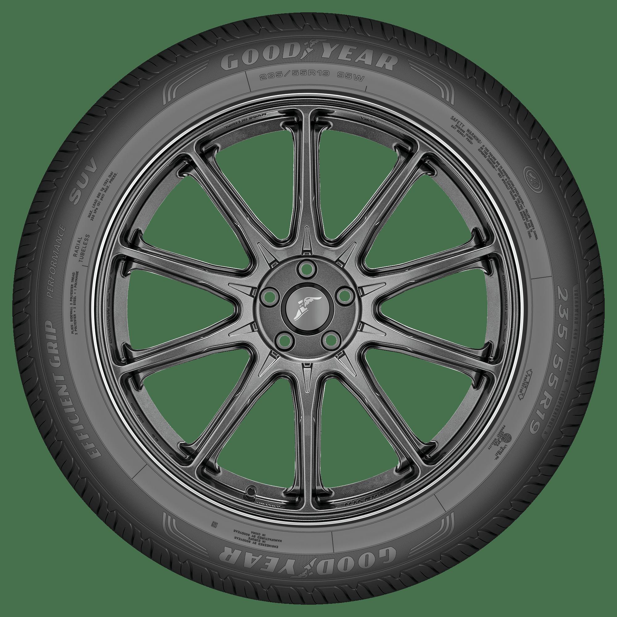 EFFICIENTGRIP PERFORMANCE SUV 御乘SUV II代